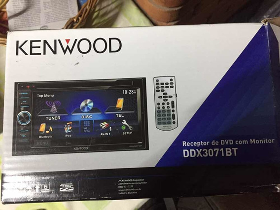 Dvd Kenwood Automotivo