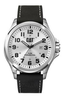 Reloj Cat/cab/caja:acero Inox./correa:cuero - Pu 141 34 211