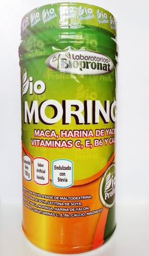 Moringa Antioxidante Calcio Yacon Vitamina - L a $1