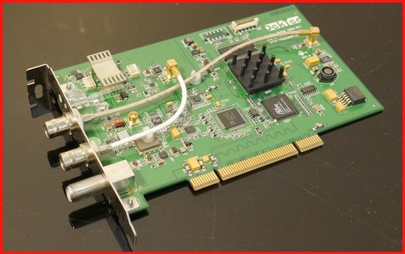 Dektec Dta-115 Rev 3 / Pci Modulador