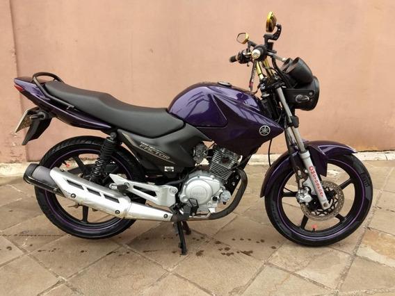 Yamaha Factor Ybr 125 Ed 2012
