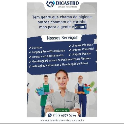 Serviços De Limpeza Fina Pós Obra, Residencial Industrial.