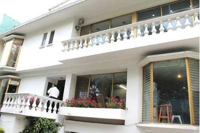 Casa En Renta 3 Niveles, Fuentes Del Pedregal
