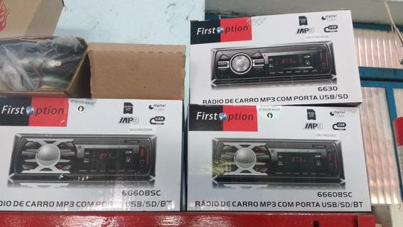 Rádio Compacto First