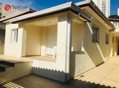 Casa Com 3 Dormitórios À Venda, 120 M² - Jaguaré - São Paulo/sp - Ca1896