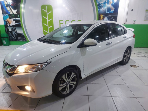 Honda City 2015 1.5 Lx Flex Aut. 4p