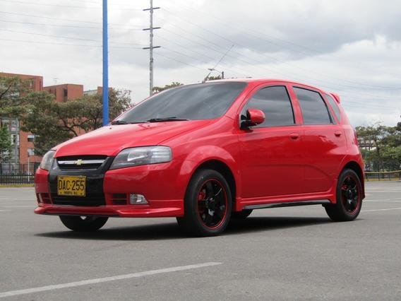 Chevrolet Aveo Five 1600 Aa Ab Abs