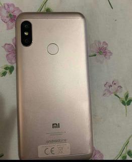 Celular Xiaomi A2 Lite 64 Gb Dourado