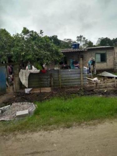 Casa Próxima Da Rodovia Com 2 Dormitórios -itanhaém 5386 Npc