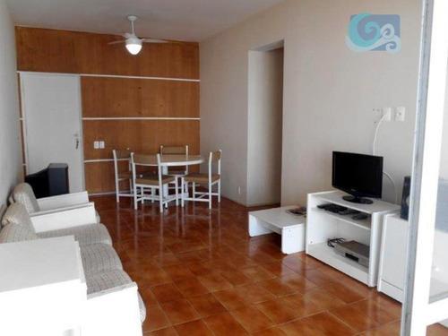 Imagem 1 de 10 de Apartamento A Venda Praia Das Pitangueiras - Guarujá - Ap2376