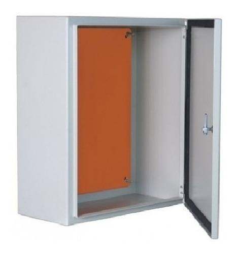 Imagem 1 de 7 de 40x40x25 Caixa De Montagem Painel Eletrico Quadro Comando