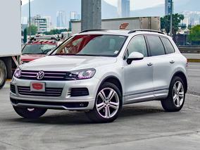 Volkswagen Touareg 4.2 R-line 2014