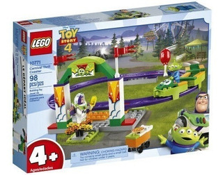 Todobloques Lego 10771 Toy Story Carnival Thrill Coaster !