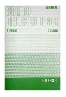 Solfeo De Los Solfeos 1a, Libro De Teoria Danhauser