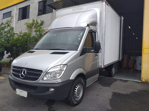 Mercedes-benz Sprinter Baú 2.2 Cdi 311 Street Rs Curto 2p