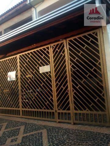 Imagem 1 de 10 de Casa Residencial À Venda, Jardim Europa Iv, Santa Bárbara D'oeste. - Ca1097