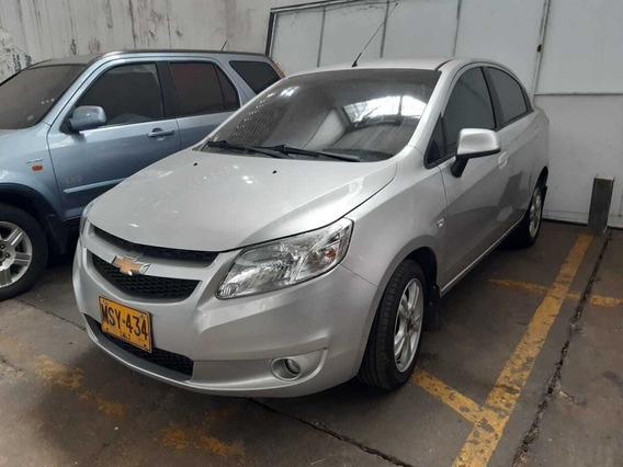 Chevrolet Sail Ltz Mecánico 2013