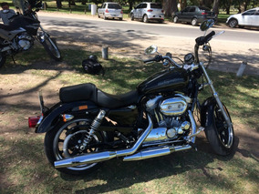 Harley Davidson Sportster Superlow 883