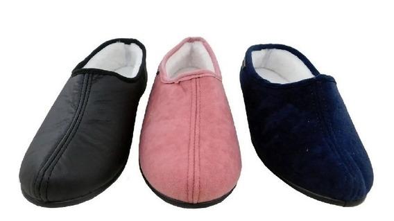 Pantufla Faraon Hornito Plush Y Corderito, Azul,rosa O Negro