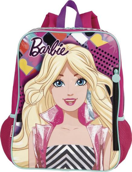 Mochila Barbie Infantil Meninas Feminina Sestini