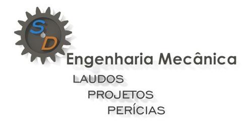 Imagem 1 de 7 de Engenheiro Mecanico Em Curitiba -  Laudo Técnico E Art