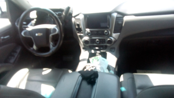 Chevrolet Suburban 5.3 Lt V8 Piel 2da Banca At 2015