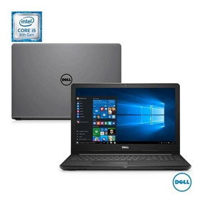 Notebook Dell I5-8250u, 8gb, 2tb, 15,6 , Amd Radeon 520