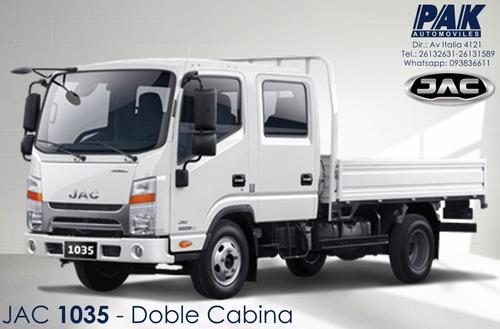 Jac 1035 Doble Cabina - Precio Usd 25.990