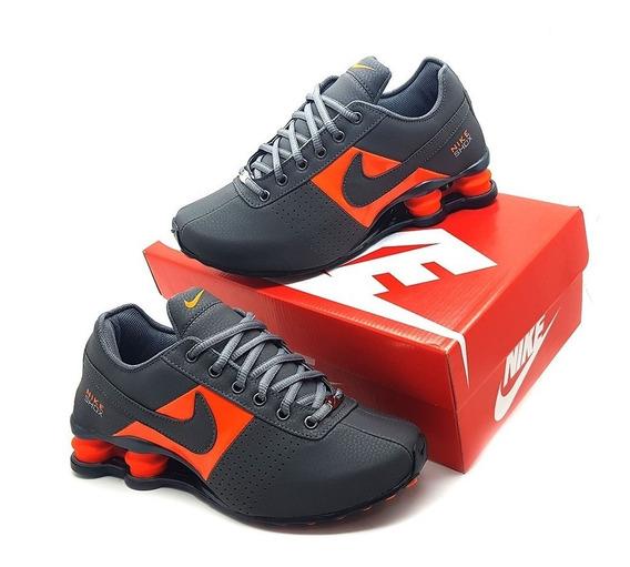 Tênis Nike Shox Nz 4 Masculino & Feminino Foto Original