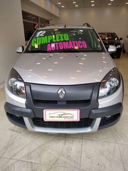 Renault Sandero Stepway 1.6 Flex Automático