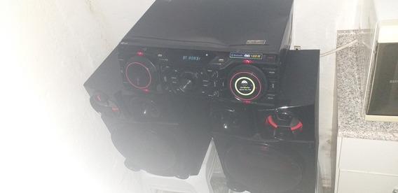 Micro System Lg 1800w