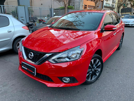Nissan Sentra Sr Cvt Pure Drive I 2017 I Permuto I Financio