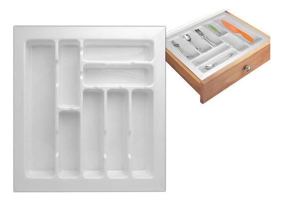 Cubiertero Organizador Plastico Cocina Hogar Casa 44 X 49 Cm