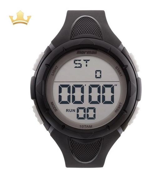 Relógio Mormaii Masculino Mom14810/8b Com Nf