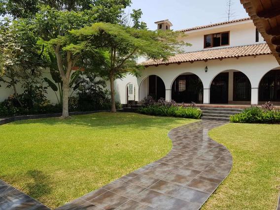 Se Alquila Casa Para Eventos San Borja, La Molina, Surco