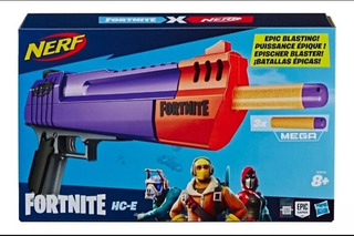 Pistola Nerf Fortnite Hasbro E7515