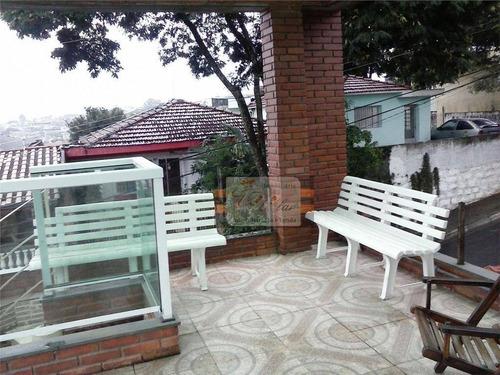 Sobrado Com 3 Dormitórios Para Alugar, 200 M² Por R$ 3.500,00/mês - Vila Mirante - São Paulo/sp - So0179