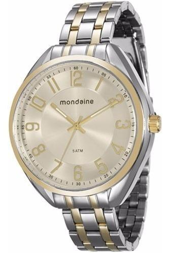 Relógio Mondaine 76573lpmvbe2 - O Menor Preço Do Ml!!