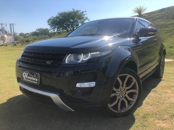 Land Rover Range Rover Evoque 2.0 Dynamic Tech Coupé 4wd