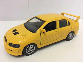 Miniatura 1/32 Mitsubishi Lancer Evolution Vll Metal New Ray