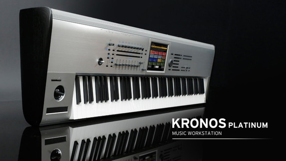Samplers Korg Kronos + Pads Pianos Kontakt 8gb Timbres Link