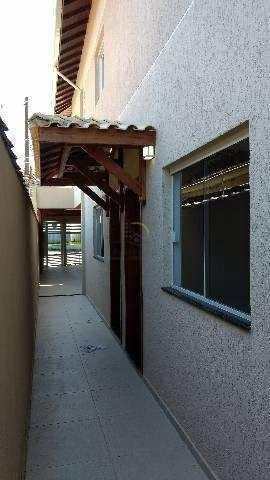 Imagem 1 de 6 de Casa De Condomínio Com 2 Dorms, Mirim, Praia Grande - R$ 225 Mil, Cod: 2163 - V2163