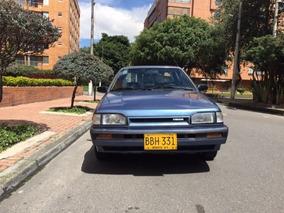 Mazda 323 Nx Motor 1.500 Modelo 1.991 5 Velocidades