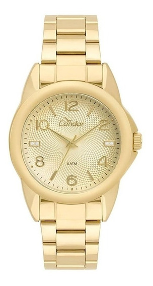 Relógio Condor Feminino Top Fashion Co2035kuo/4d