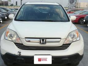 Honda Crv 5p Exl 4wd A/a Abs Rines Q/c Piel