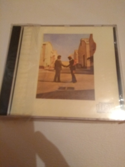 Cd Pink Floyd Wish You Were Here