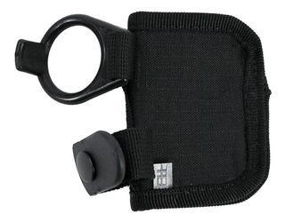 Porta Tonfa / Bastão Força E Honra Em Nylon - Canhoto
