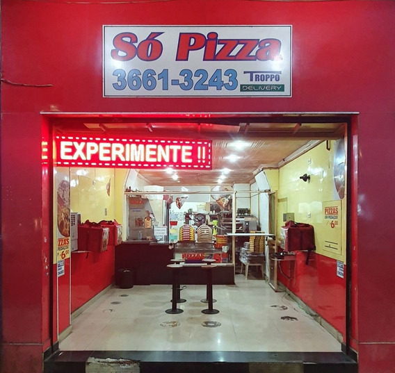 Pizzaria Passa-se O Ponto