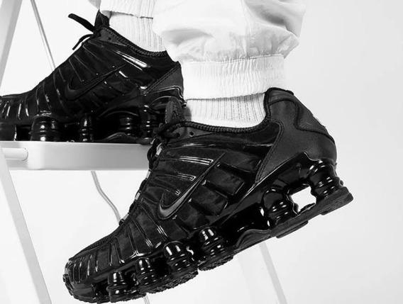 Calçado Tenis Masculino Nike 12 Molas Tl Original Na Caixa