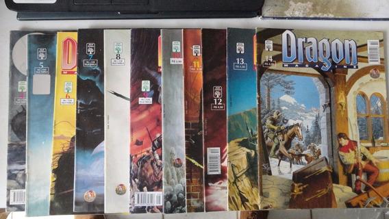 Dragon Magazine Nºs 4 Ao 14
